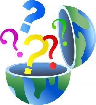 question-globe