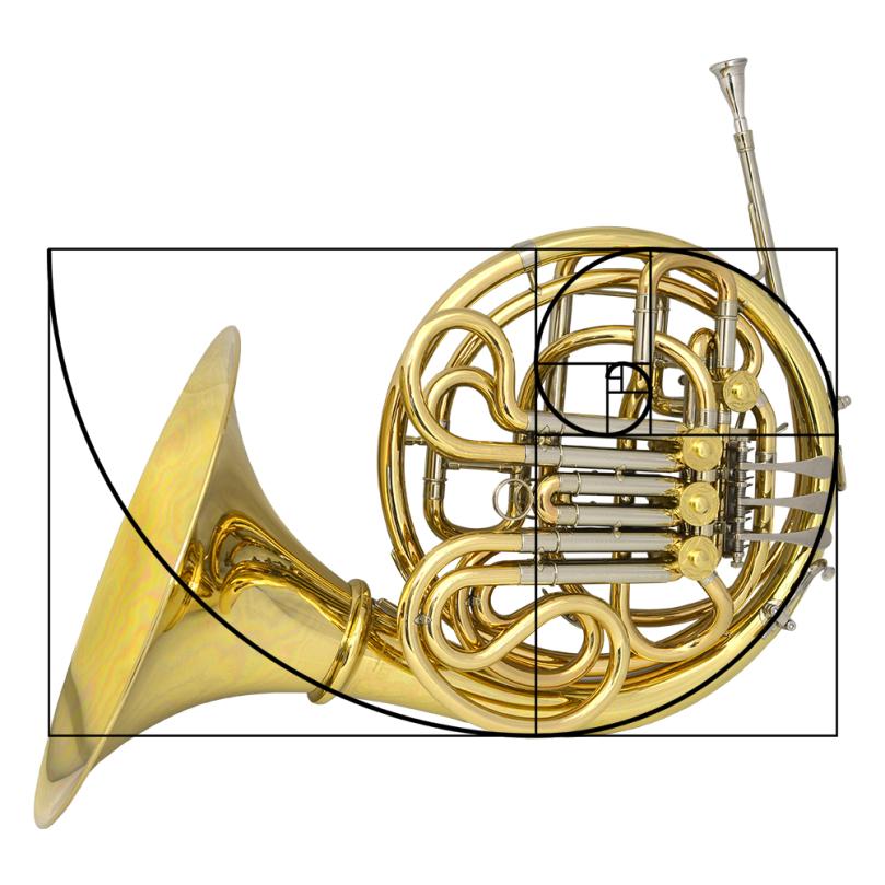 golden_french_horn